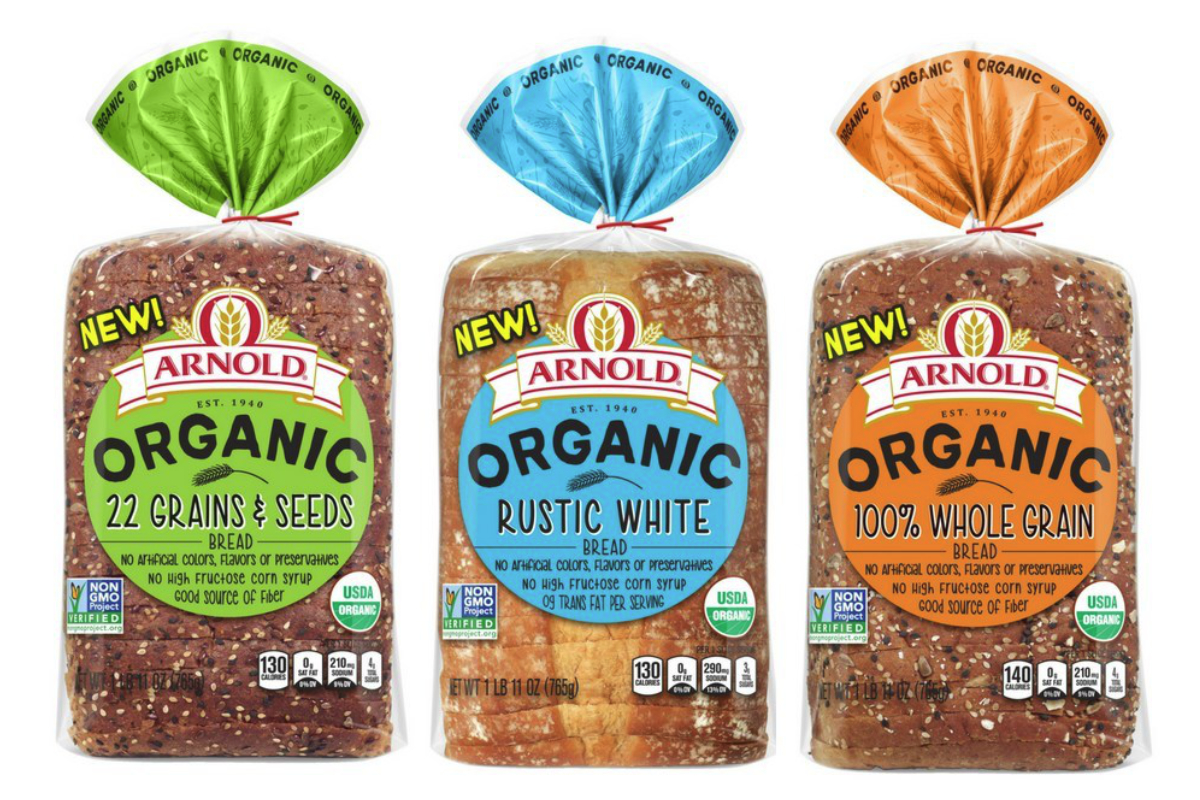 Bimbo Bakeries USA organic bread