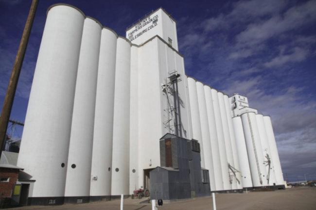 Kontny Grain silo