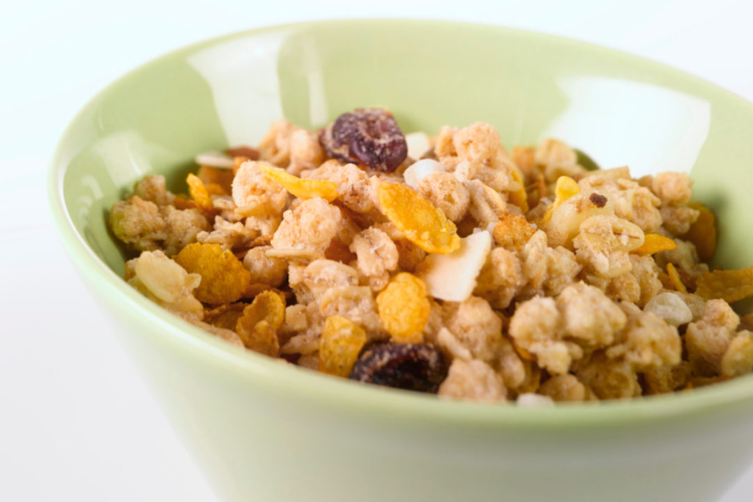 DuPont Nutrition & Health cereal