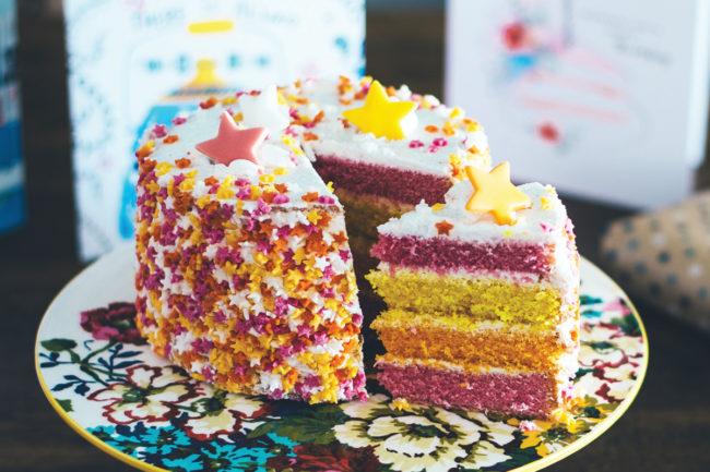 PHO alternatives, cake