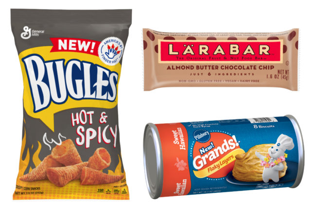 General Mills' New Products