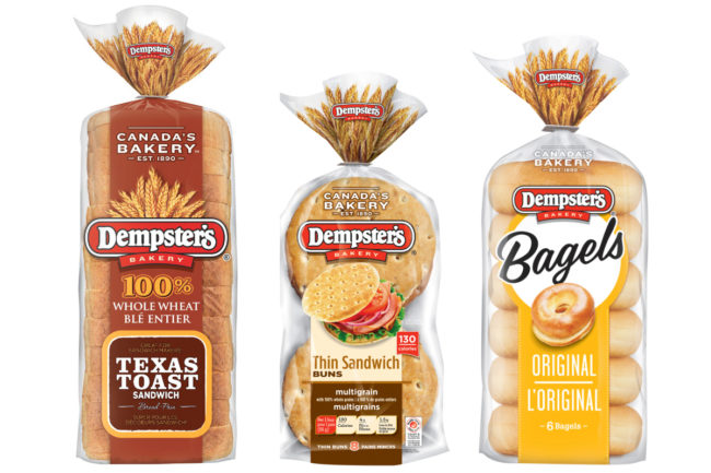 Dempster's products, Canada Bread