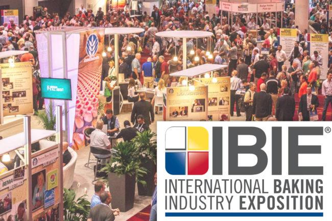 IBIE show floor