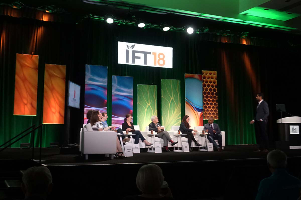 IFT18 disruption panel