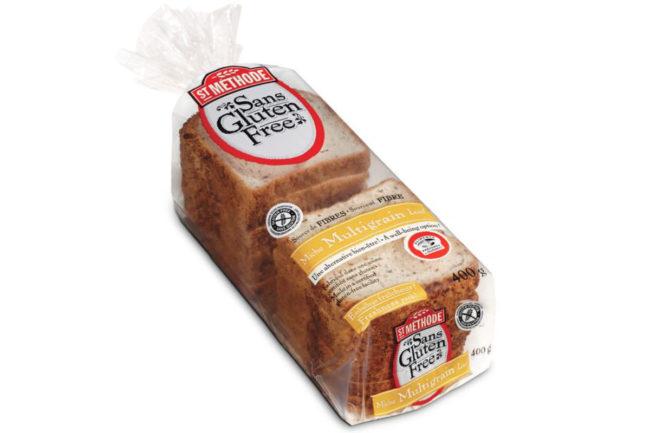 St-Méthode Bakery gluten-free bread