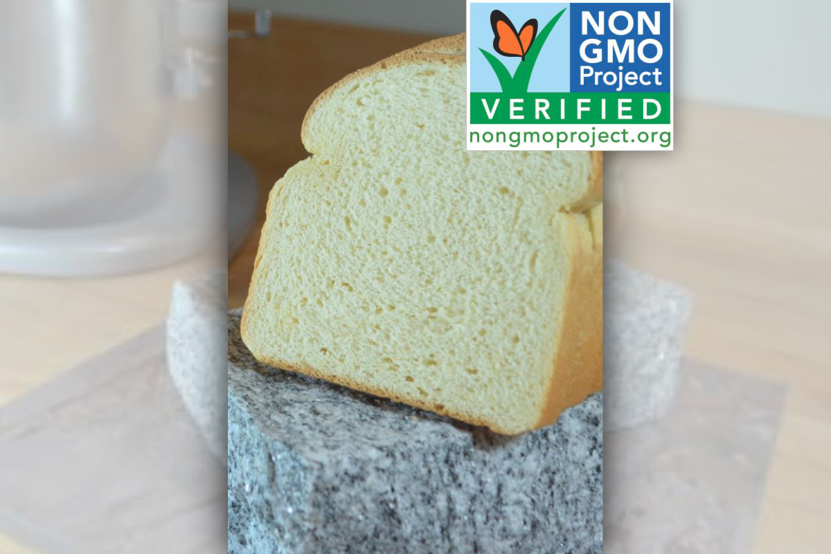 Bay State Milling HealthSense flour Non-GMO Project verified