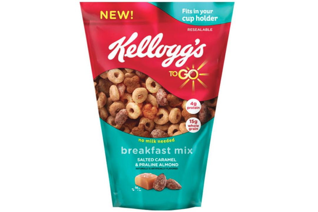 Kellogg flexible packaging
