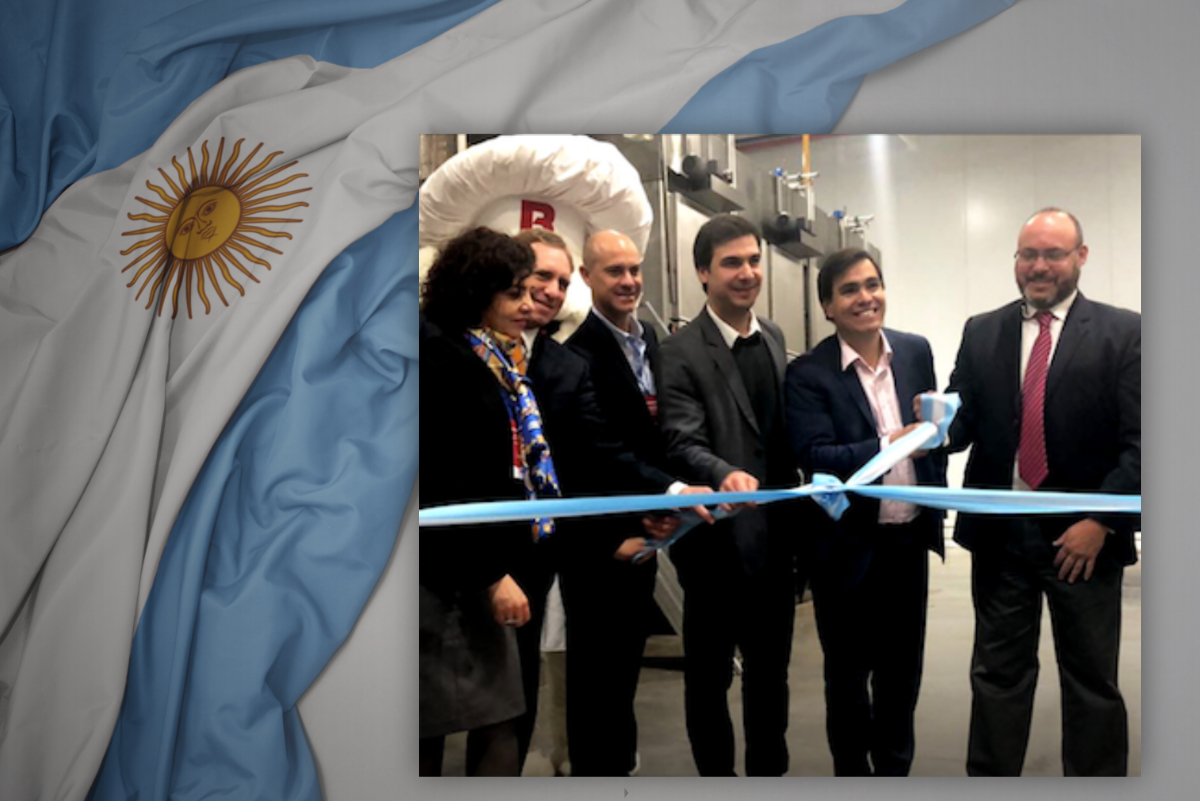 Grupo Bimbo invests $20 1 million in Argentine plant