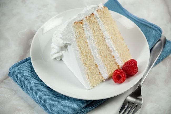 Clean Label Cake