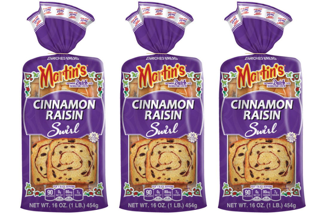Martin S Famous Pastry Goes Bold In Packaging Update 2018 08 31 Baking Business