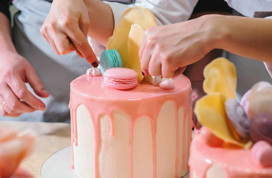 Instore cake designs