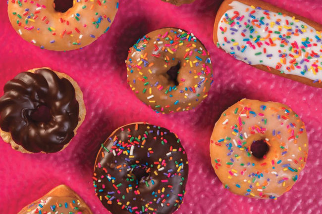 Casey's General Stores, Inc. donuts