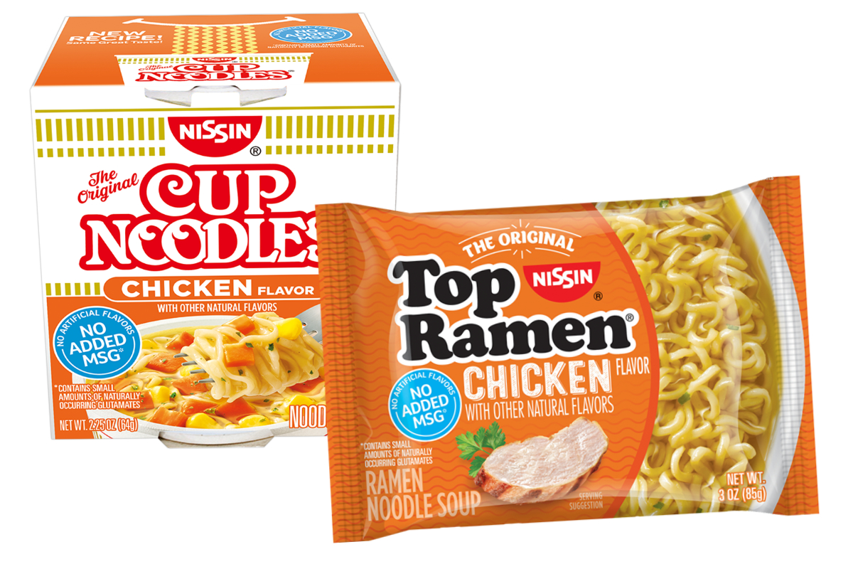 Nissin products