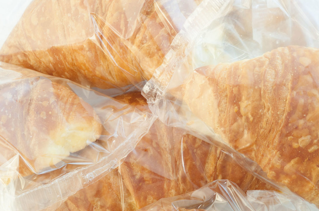 plastic packaging, bakery