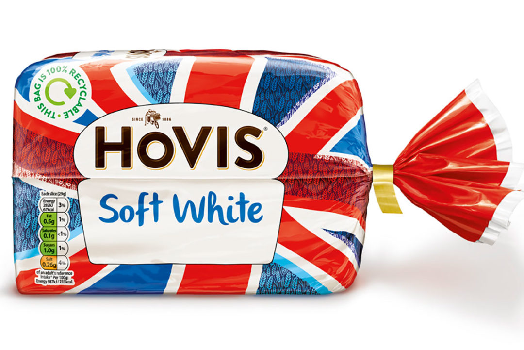 Hovis Packaging