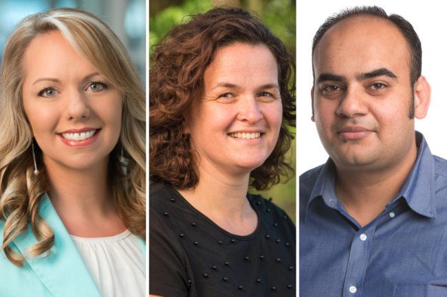 Corbion innovation directors