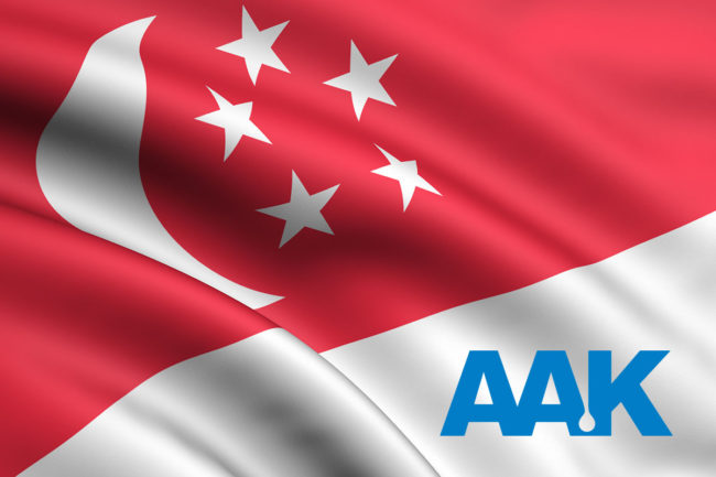 AAK, Singapore