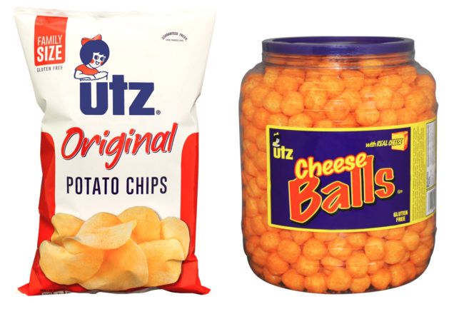 Utz snacks