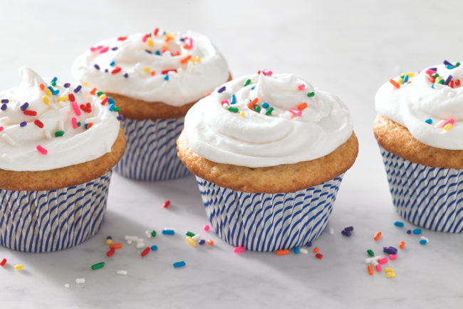 Qualisoy cupcakes