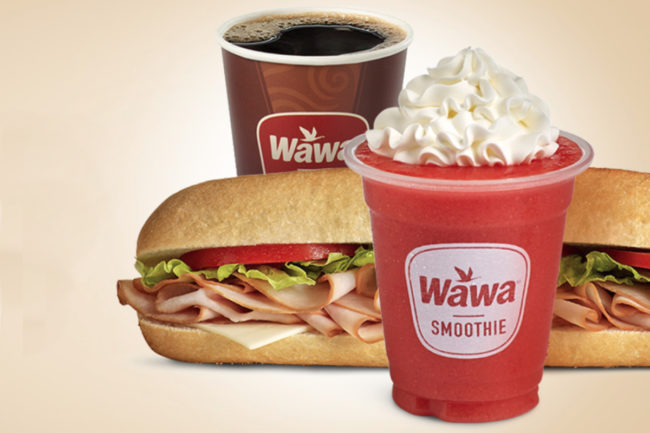 Wawa products