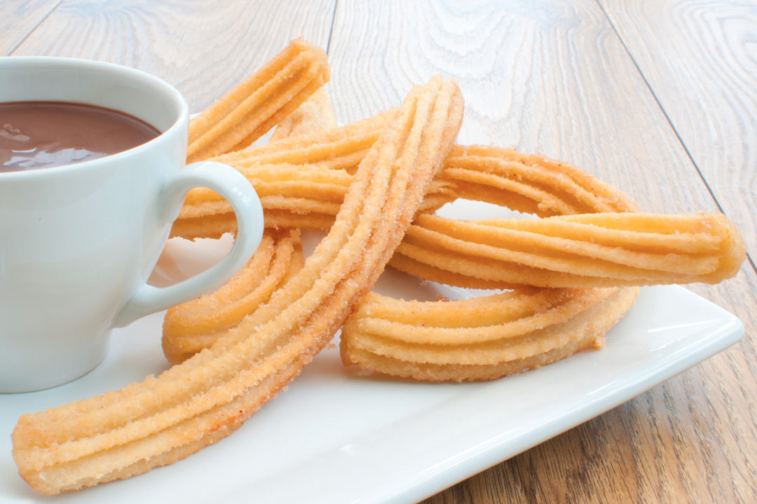 J&J Snack Foods churros