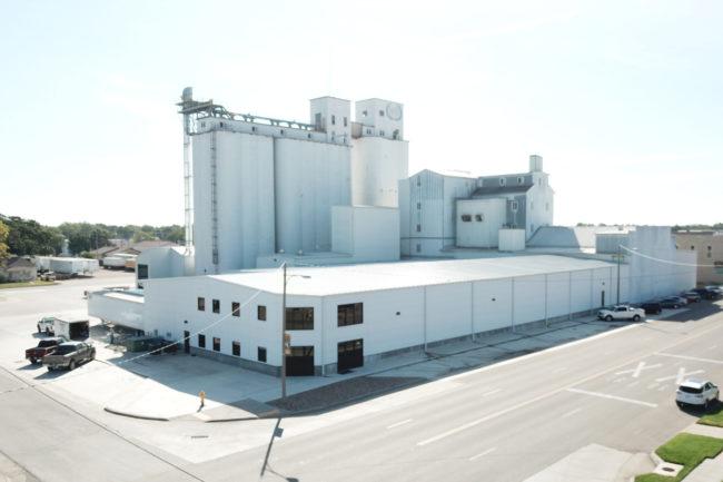 Grain Craft McPherson mill