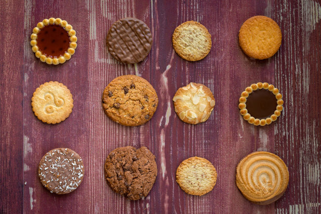 Cookie Flours