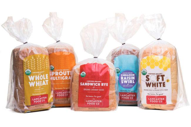 Lancaster Food Co. bread