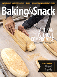 Baking and Snack cover