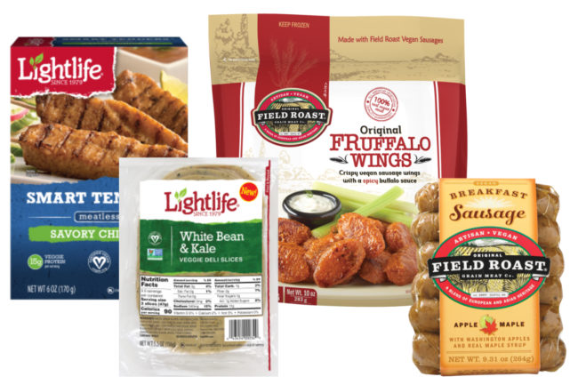 Greenleaf Foods products