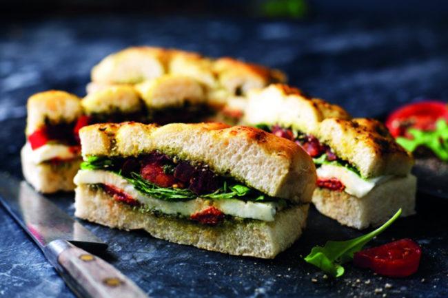 Greencore USA sandwich