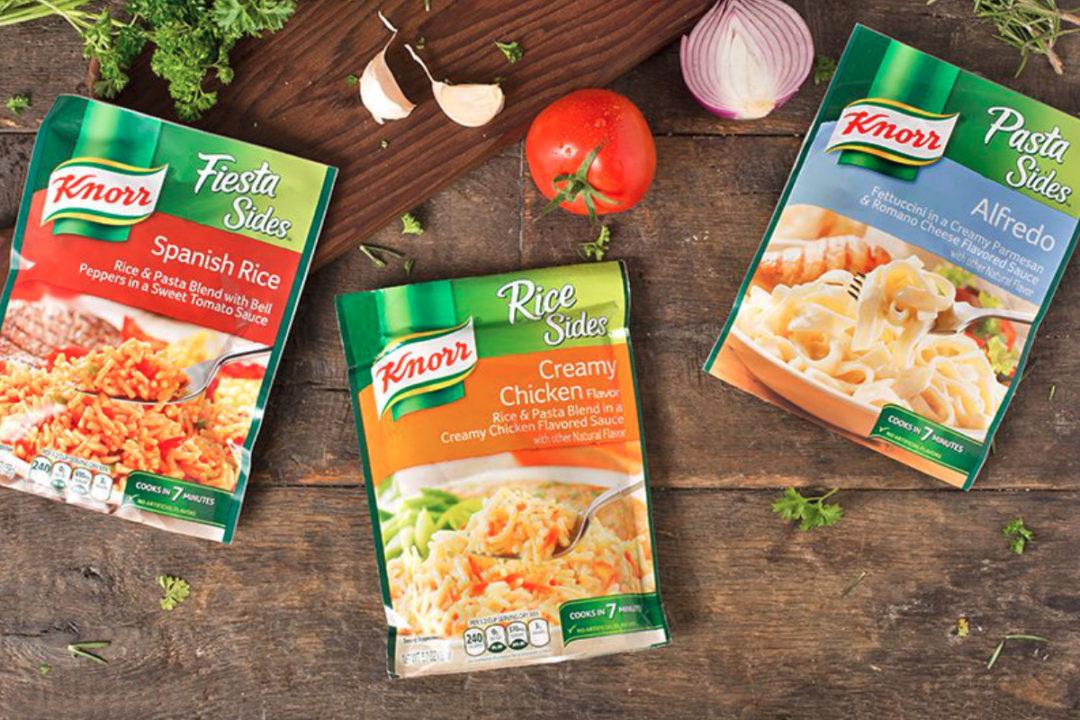 Knorr sides, Unilever