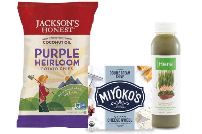 Nestle Terra brands