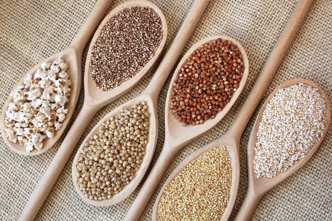 Nu-World Foods grains