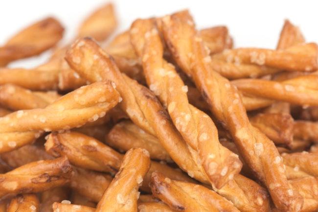 Pretzels Inc braided pretzels