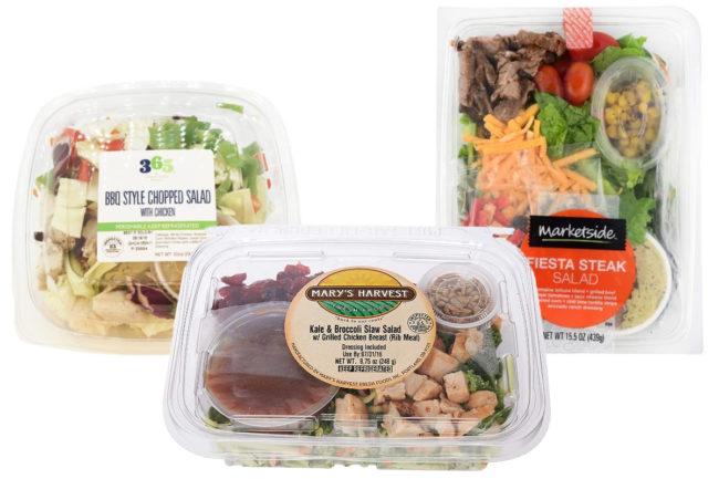 McCain Foods salad recall