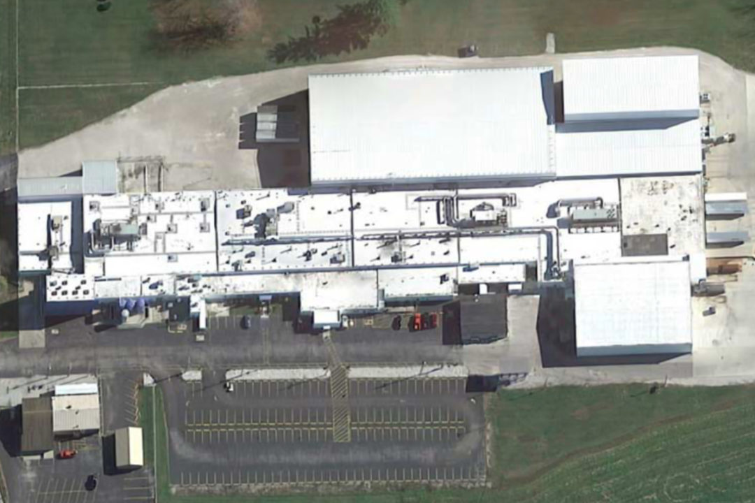 Hearthside Food Solutions Seelyville plant