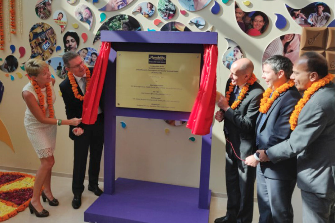 Mondelez global technical center in India