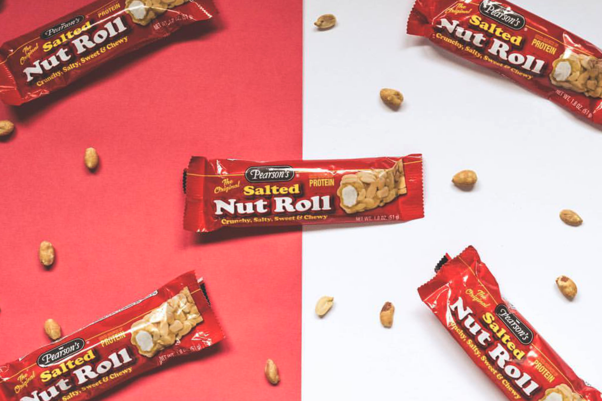 Pearsons Candy Salted Nut Roll