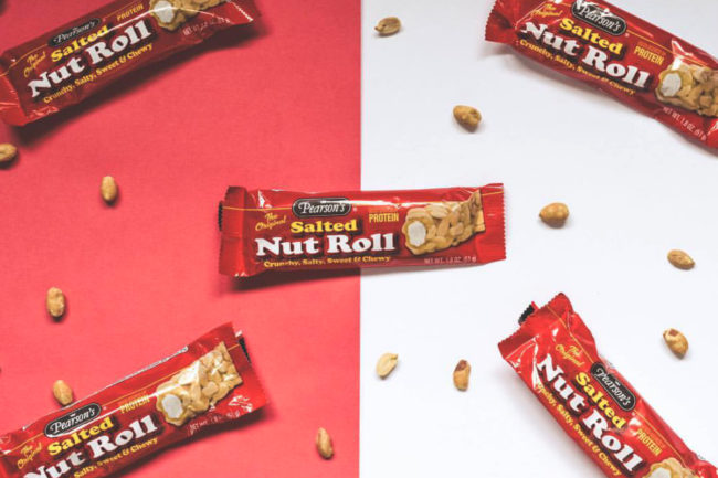 Pearson's Candy Salted Nut Roll