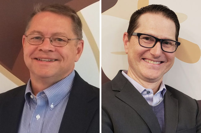 Tom Manchester and Jonathan Biggs, Dunkin' Brands
