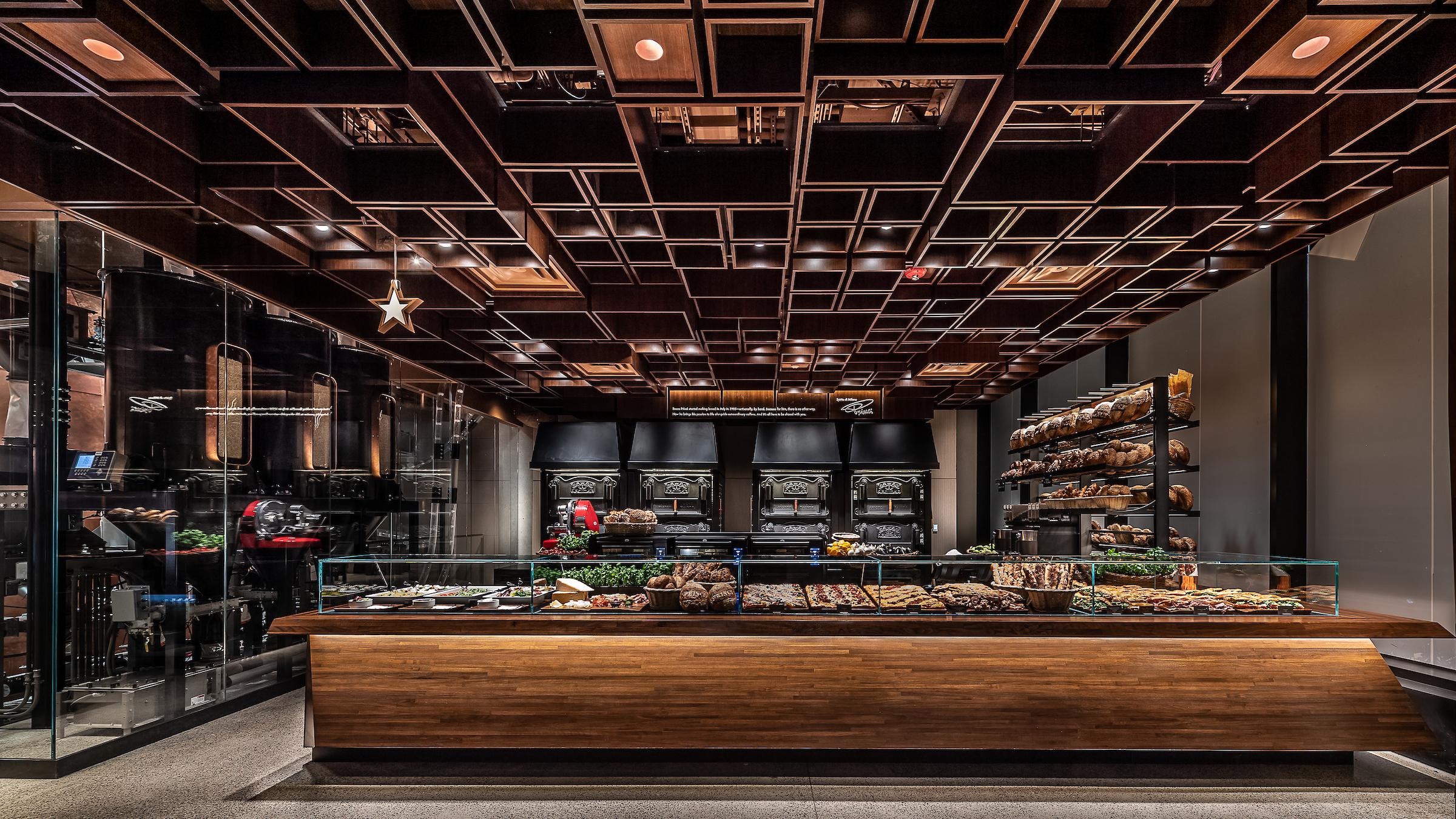 New Starbucks Reserve Roastery Debuts In New York 2018 12