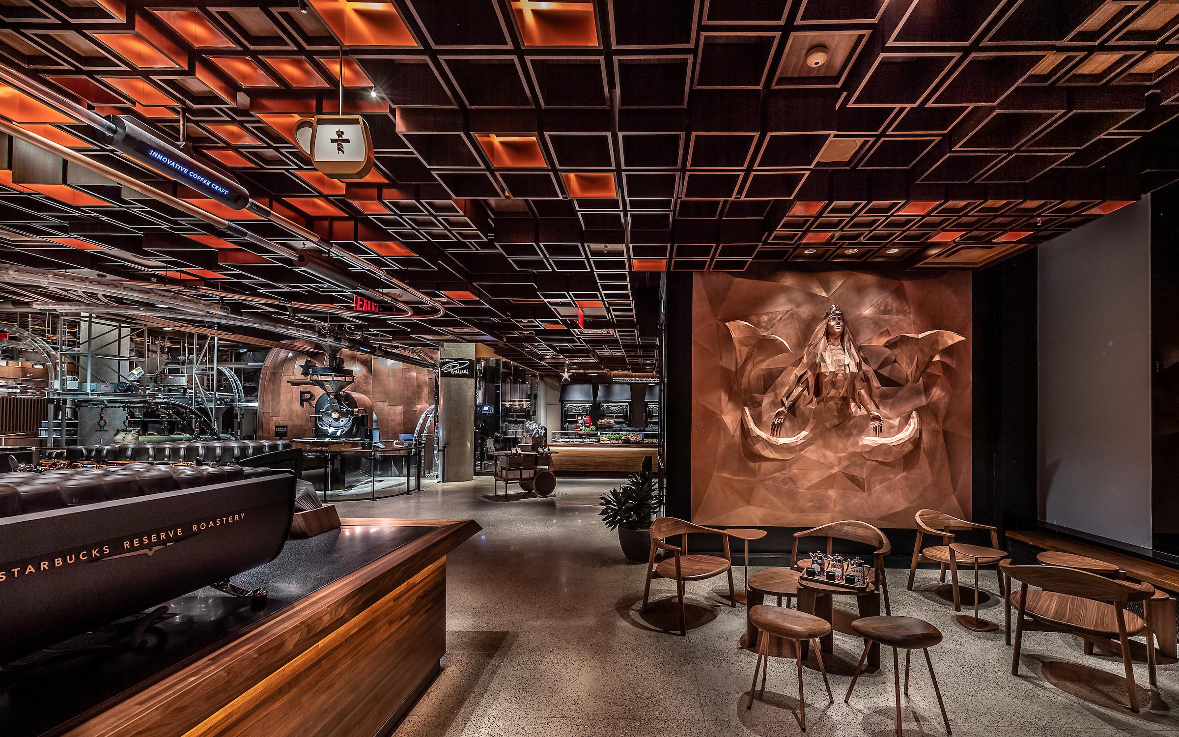 Starbucks New York Roastery