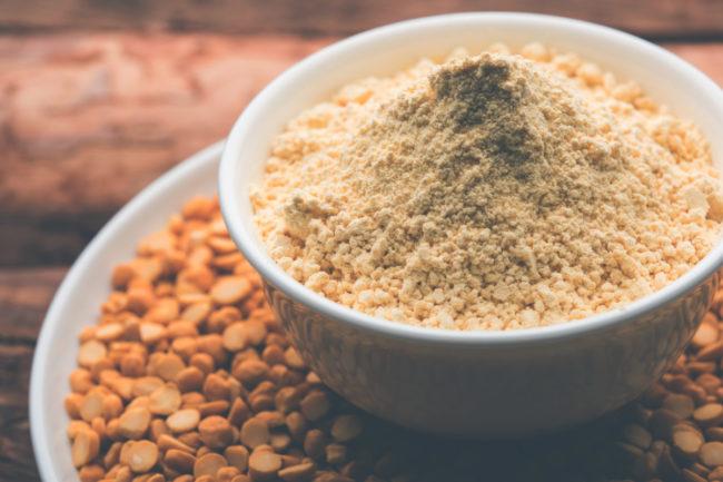 Pulse flour