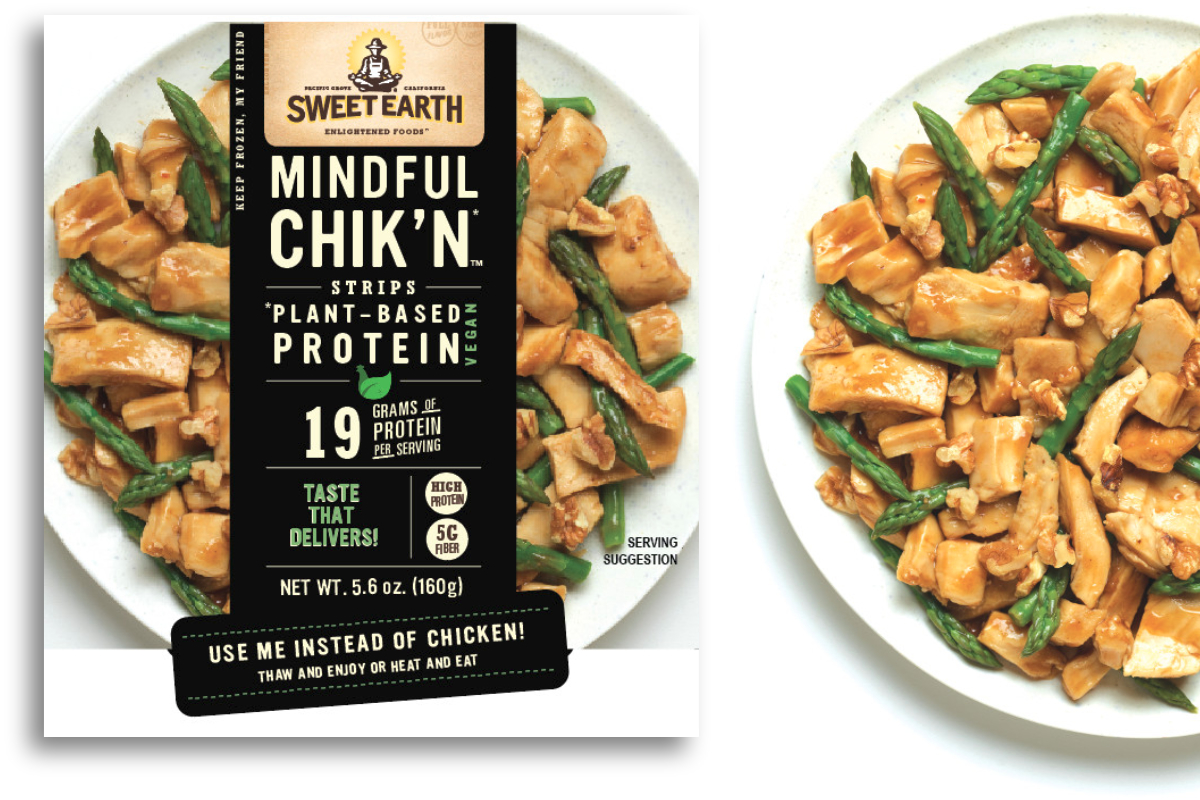 Sweet Earth Foods Mindful Chikn