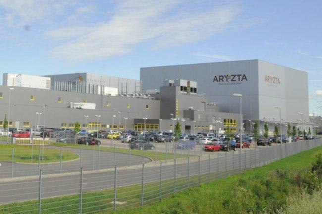 Aryzta facility