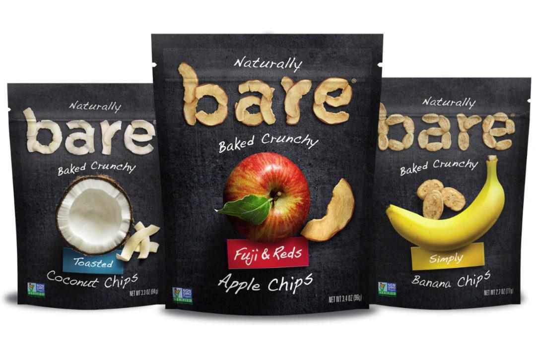 Bare Snacks products, PepsiCo