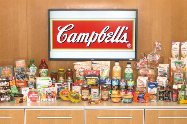 Campbell Soup portfolio