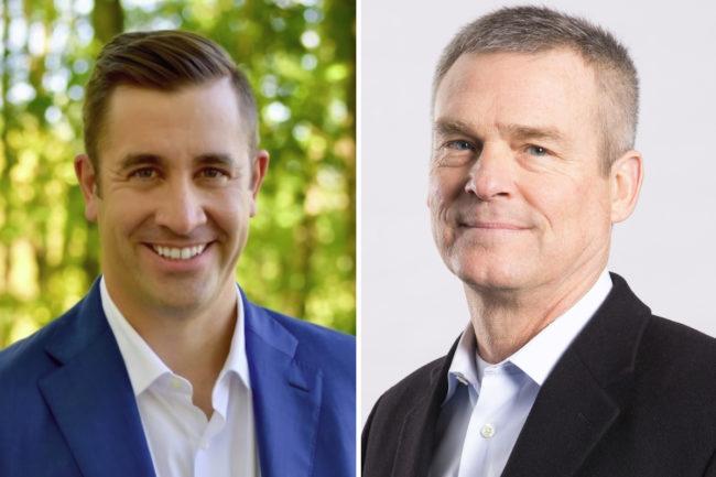 Sean Leighton and Mike Robach, Cargill
