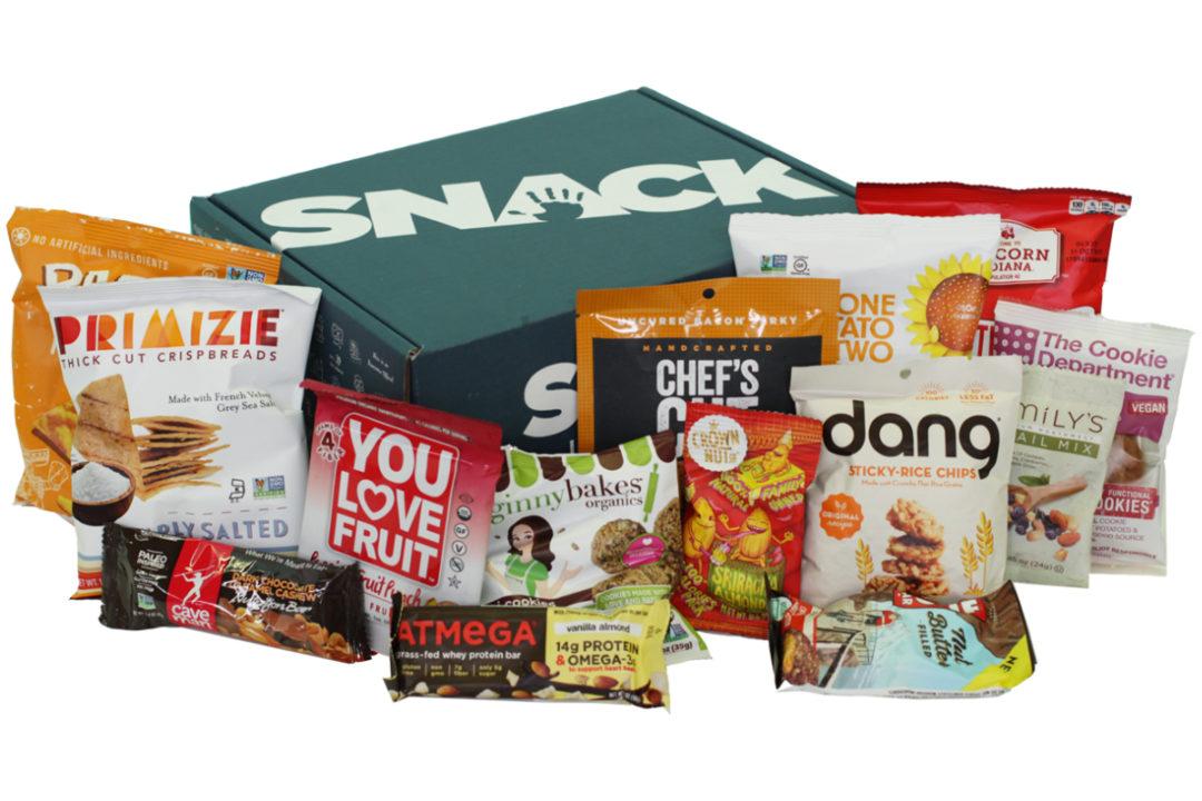 SnackNation box